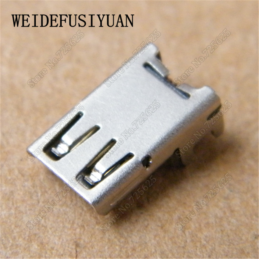 2 adet/grup 19 P Mikro HDMI Jack Connector asus Eee Pad K001 T100TA TF201 TF300T TF502T TF700T TF810C TX300CA